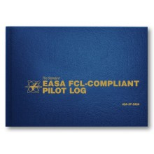 The Standard EASA FCL- Compliant Log Book