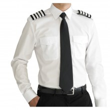 """Pilotská košeľa """"slim fit"""" veľkosť 41"""