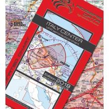 Taliansko Centrum VFR - ICAO 500k 2019