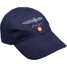 Šiltovka pilot - bavlna