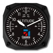 Nástenné hodiny Cessna výškomer