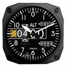 Trintec nástenné hodiny altimeter