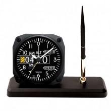 Trintec klasický výškomer stolový držiak na pero