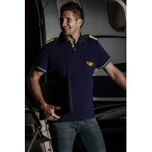 Letecké polo tričko