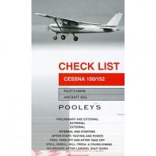 Pooleys Cessna 150/152 checklist