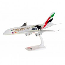 "Model A380-861 Emirates ""United for Wildlife"" 1:250"