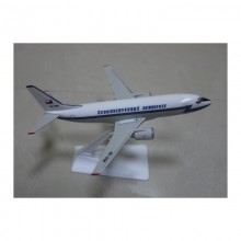 Model Boeing 737 ČSA retro 1:200 modrá