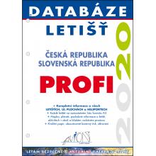 Samostatná Databáze letišť PROFI 2020 ČR+SR (k dokoupení, WEF 26 MAR 2020)